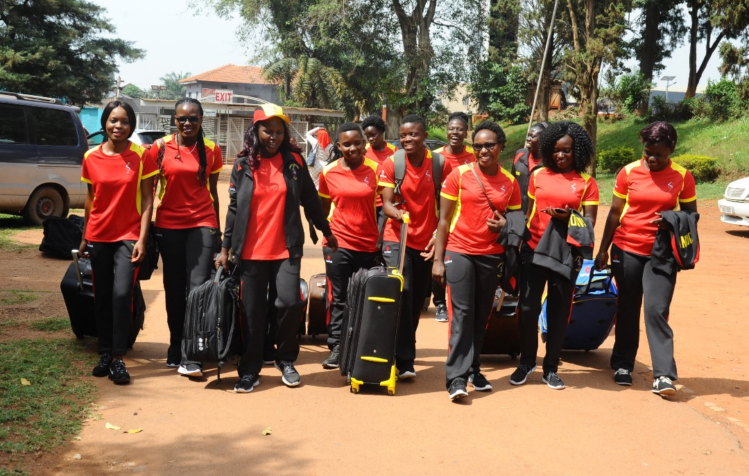 Growth of Ladies Cricket in Uganda