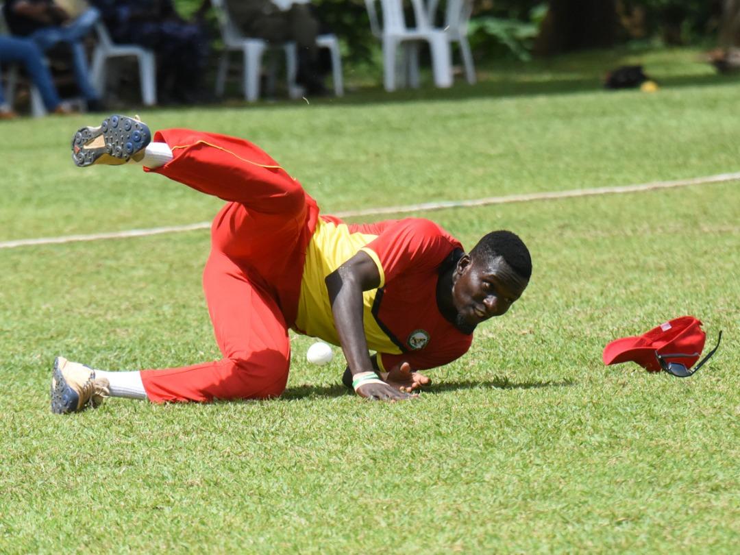 Uganda v Ghana #ICCT20WCQA Highlights