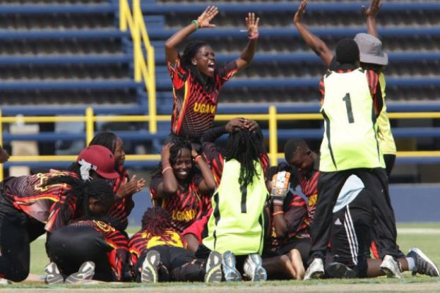 Uspa pick Lady Cricket Cranes