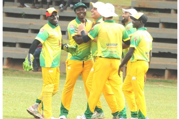 Fourteen Not Out. On Sunday, Damani scored a rare 100 percent after winning all 14 league matches with a last seven-wicket triumph over Tornado Bee in Entebbe to bag their second topflight men's club cricket title in as many years. FILE PHOTO