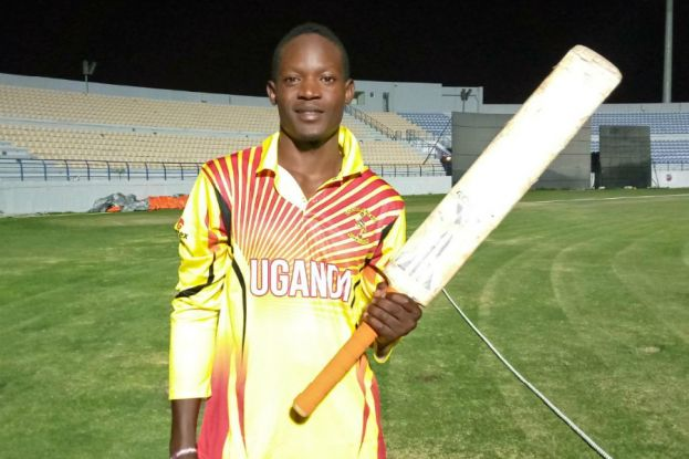 kankwasa, a former captain of the U19 Cricket Cranes, has taken the opportunity with both hands and he is the perfect replacement for the evergreen Frank Nsubuga.
