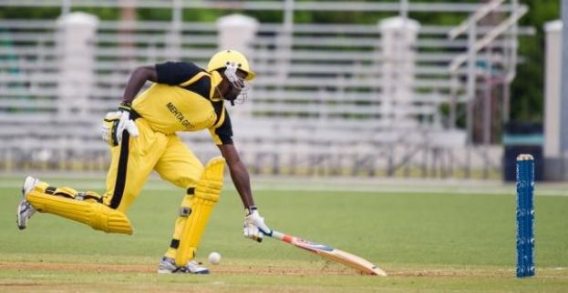 Hamza Saleh top scored with 33 runs but his effort could not save Team Uganda's ICC status.