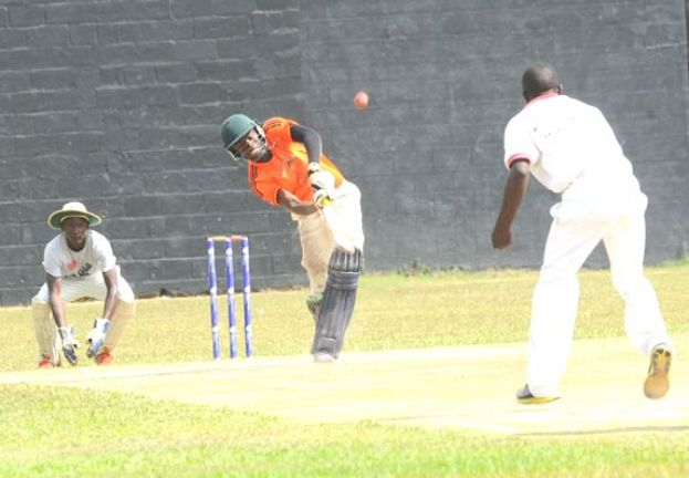All-rounder. Cosmas Kyewuta will play for Jinja SSS this year. PHOTO BY E. CHICCO