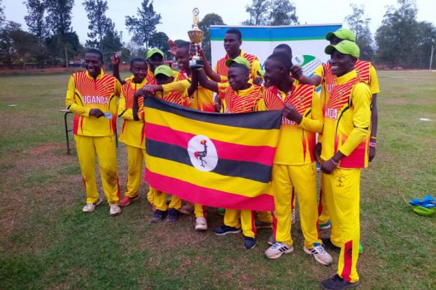 The youngsters selected from the 2019 Schools Cricket Week edition took part in the four-team tournament that included Nyakasura School from Uganda and two development sides from Rwanda.
