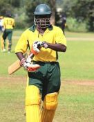 Ssebanja hits fastest T20 century in local history