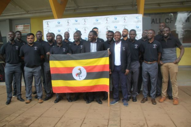 CRICKET CRANES OFF TO OMAN FOR WORLD CUP QUALIFIERS