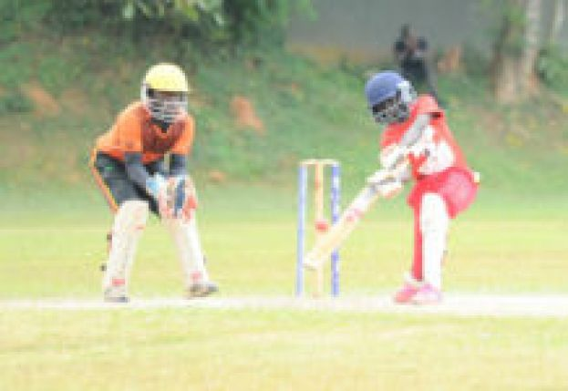 MWIRI FACE TRICKY MUKONO PARENTS WHILE ST JOHN'S TAKE ON NYAKASURA IN SCHOOLS CRICKET WEEK SEMIFINALS