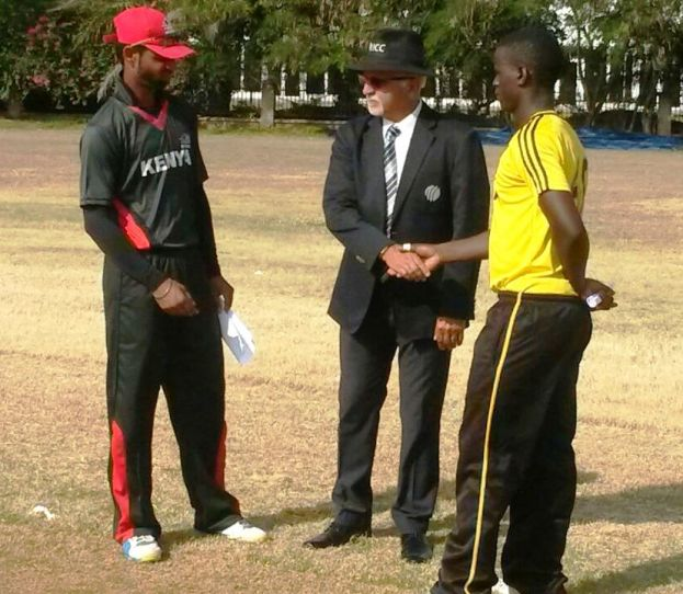 Baby Cricket Cranes turn guns to Nigeria