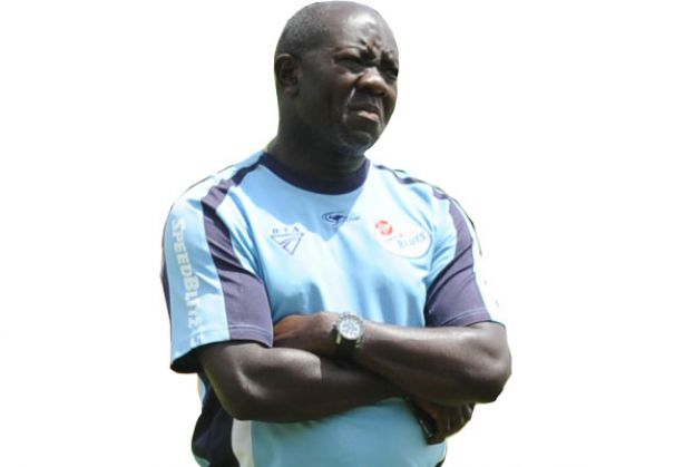 Head Coach for Cricket Cranes Mr. Stephen Tikolo